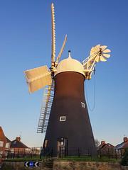 Holgate Windmill, December 2019 - 03