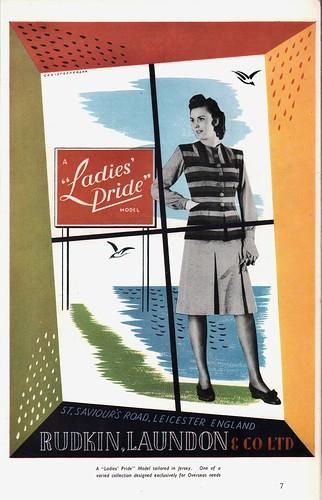 Ladies' Pride. Rudkin Laundon & Co.