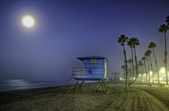O'Side Full Moon 8=12-13-19-70D (rod1691) Tags: southern california united states nature beauty usa tropical paradise sunrise palm trees outdoor landscape seascape walkabout sunset photography travel beach sand sun pier strand canon40506070d5dii walknshoot