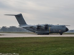 Royal Air Force ZM419 OMD (U. Heinze) Tags: aircraft airlines airways airplane planespotting plane flugzeug haj hannoverlangenhagenairporthaj eddv olympus omd em1markii 12100mm