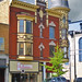 Janesville Wisconsin -  Ornamental turret on the facade - Architecture
