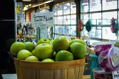 Findlay Market (mikeginn12000) Tags: cincinnati ohio canon green apples otr findlaymarket grannysmith urban market