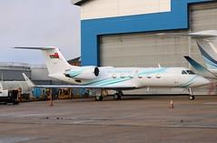557 Gulfstream 4 (R.K.C. Photography) Tags: 557 gulfstream4 giv 1168 bizjet aviation military oman royalairforceofoman luton bedfordshire england uk unitedkingdom londonlutonairport ltn eggw canoneos750d