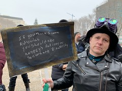 Coal for Jason Kenney (livingsanctuary) Tags: edmonton ableg legislature alberta yeg yegphotographer abpoli politics ucp jasonkenney climatejusticeedmonton