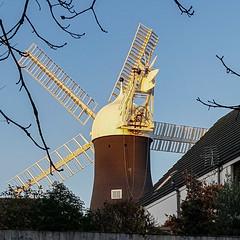 Holgate Windmill, December 2019 - 01