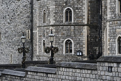 Protection Squad (Michael J Lawlor) Tags: windsorcastle windsor berkshire castle police armed architecture