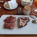 Kräuterschinken und Leberwurst auf Majanne-Brot