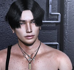 Cloudy... (ThiegoFire) Tags: realevil mom locktuft signature catwa man men male mesh malamanhadosl art boy bento blog colorful design daniel exclusive elegant guy gianni handsome hairstyle hair head lights