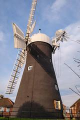 Holgate Windmill, December 2019 - 08