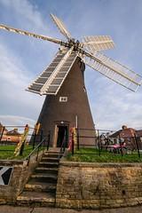 Holgate Windmill, December 2019 - 09