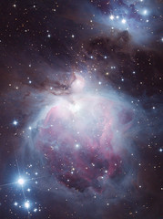 Great Orion Nebula (Neil's Astro) Tags: astronomy astrophotography space orion canon 6d long longexposure nebula m42 at6rc astrometrydotnet:id=nova3822430 astrometrydotnet:status=solved