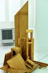 Still Life (1984) - Rui Sanches (pedrosimoes7) Tags: stilllife ruisanches museunacionaldeartecontemporânea portuguesecultureministry portugal lisbon mnac museudochiado ✩ecoledesbeauxarts✩ escultura sculpture artgalleryandmuseums