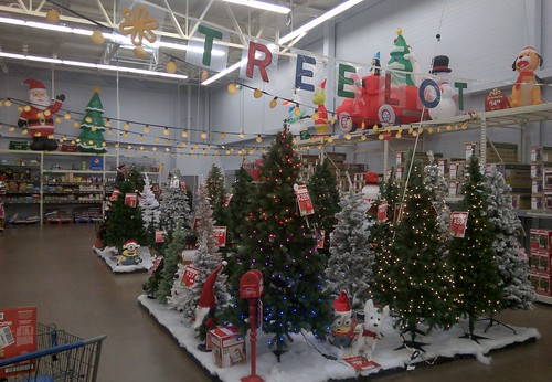Halloween is 2 days away, but let's sell Christmas now