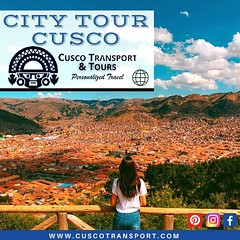 Cusco City Tour!!! This fabuolous Cusco City Tour takes you around all the most important sites of Cusco. Including visits to the Temple of the Sun (Qoricancha) and the various Inca sites found outside of the city you get to see an incredible mixture of I (cuscotransportweb) Tags: andeanmountains traveler privatetours tourcusco walkingtourcusco citytourcusco cuscotransport cuscoperú perútours classictour