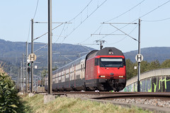 SBB Re 460 054 Sissach (daveymills37886) Tags: sbb re 460 054 sissach baureihe bombardier