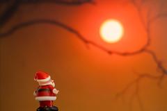 Smoky Christmas (Christmas whimsy #1) (OzzRod) Tags: pentax k1 supertakumar55mmf18 christmas santa fatherchristmas bushfire smoke dailyindecember2019