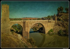 Toledo_Puente de Alcántara_Alcantara Bridge_Tajo river_Castilla - La Mmancha_ES (ferdahejl) Tags: toledo puentedealcántara alcantarabridge tajoriver castillalammancha es dslr canondslr canoneos800d
