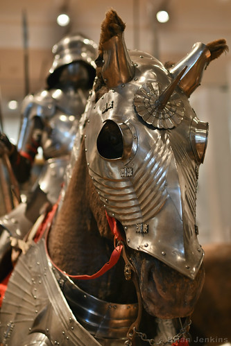 Armour For Man and Horse (c. 1570)