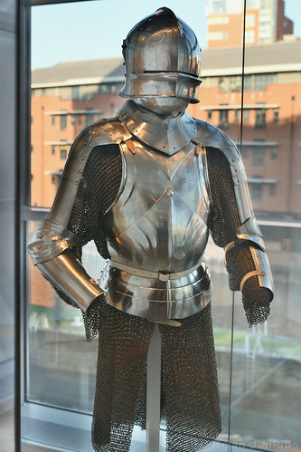 Partial Armour (Late 15th Century)