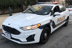 US Capitol Police Responder Hybrid (Corde11) Tags: uscp uscapitol capitol capitolpolice federalpolice led code3 ford fordfusion specialpolice squadcar rmp lawenforcement hybrid ulev lev emergency whelen patrolcar cops cop police policecar
