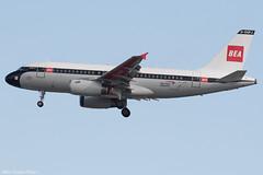 G-EUPJ (Baz Aviation Photo's) Tags: geupj airbus a319131 british airways bearetrolivery heathrow runway 27l baw ba egll lhr