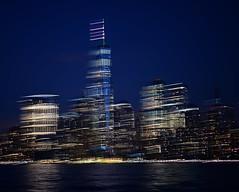 night shift (m_laRs_k) Tags: nyc icm intentionalcameramotion abstract z prime f18 manhattan ny usa skyline skyscraper wtc brookfieldplaza reflection 54 纽约 ньюйо́рк ニューヨーク z6 50mm z50mmf18s nikon nikkor nyc50mm
