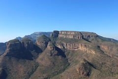 The Three Rondavels (Rckr88) Tags: the three rondavels thethreerondavels rondavel mpumalanga southafrica south africa mountains mountain cliffs cliff rock rocks greenery green nature naturalworld outdoors travel travelling