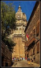 Toledo_Plaza Ayuntamiento_Santa Iglesia Catedral Primada de Toledo_Castilla - La Mmancha_ES (ferdahejl) Tags: toledo plazaayuntamiento santaiglesiacatedralprimadadetoledo castillalammancha es dslr canondslr canoneos800d