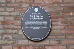 IMGP5982 (hlavaty85) Tags: boloňa bologna chiesa church kostel santi filippo giacommo