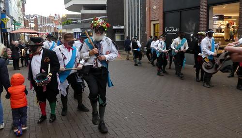 The Original Welsh Border Morris Men - 2019 Tour