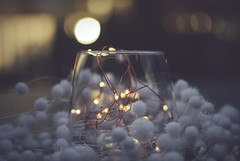 Twilight... (esterc1) Tags: glass luces atardecer sunset cristal navidad deco flickrfriday lights