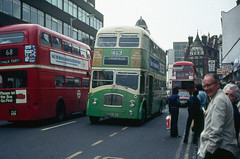 Lost links (DaveAFlett) Tags: londoncountry lcbs nationalbuscompany 1976 6935cd leyland titanpd3