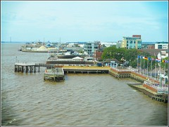 Hulls Central Riverside .. (** Janets Photos **) Tags: uk eastyorkshire hull riverhumber humberbridge scenicviews thedeep