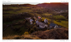 Bredons - Cantal (BerColly) Tags: france auvergne cantal village hameau bredons paysage landscape soir afternoon lumière light hamlet bercolly google flickr