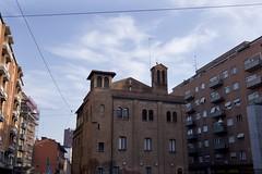 IMGP5975 (hlavaty85) Tags: boloňa bologna santa maria church kostel chiesa
