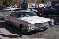 '65 Cadillac (Curtis Gregory Perry) Tags: california cadillac deville 65 1965 car classic old nikon d810