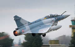 XOG | Armée de l'Air Dassault Mirage 2000B | 115-OC (Timothée Savouré) Tags: dassault mirage 2000 2000b armée de lair french air force 115oc 529 orange base afb ba115 115 lfmo xog afterburner