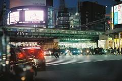 Shinjyuku (kiku-chiyo) Tags: canon ii s2 50mm f18 fujifilm iso100 analog 35mm film shinjyuku tokyo japan