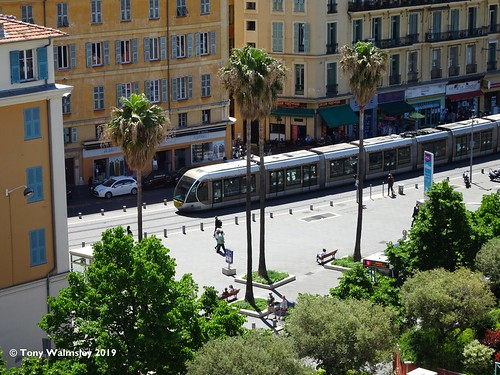 Nice Boulevard Jean Jaurès