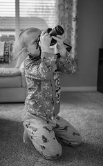 Day 769 | And so it begins... (JL2.8) Tags: boise idaho unitedstatesofamerica canon 6dmk2 project365 365 photochallenge year3 day769 kids family children love mono monochrome bw blackandwhite portrait