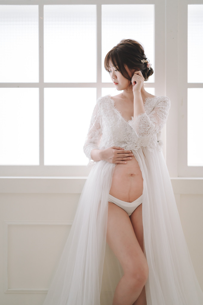 孕婦寫真,女攝影師,新秘藝紋,法鬥攝影棚,婚攝小何