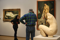 QI8A0561 (komissarov_a) Tags: pierreaugusterenoir thebody thesenses kimbellartmuseum 2019 paintings drawings sculptures appliedart humanform realism impressionism exhibition masterpieces claudemonet paulcézanne paulgaugin henrimatisse pablopicasso canon 5d m3 komissarova streetphotography color rgb finearts expressions emotion exaggerated style expressing european modernist extraordinary выставка ренуартелоичувства моне сезанн гоген матисс пикассо