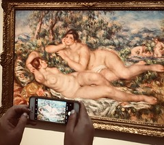 B7F8A882-EA40-438E-A162-8EB8D603AE70 (komissarov_a) Tags: pierreaugusterenoir thebody thesenses kimbellartmuseum 2019 paintings drawings sculptures appliedart humanform realism impressionism exhibition masterpieces claudemonet paulcézanne paulgaugin henrimatisse pablopicasso iphone7 komissarova streetphotography color rgb finearts expressions emotion exaggerated style expressing european modernist extraordinary выставка ренуартелоичувства моне сезанн гоген матисс пикассо