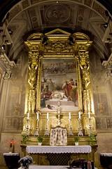IMGP6113 (hlavaty85) Tags: boloňa bologna san vitale agricola chiesa kostel church oltář altar
