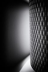 Shooting light (frankdorgathen) Tags: alpha6000 sonyzeiss24mm monochrome blackandwhite schwarzweis schwarzweiss abstract abstrakt minimalismus minimalistic minimalism lamp lampe shadow schatten licht light