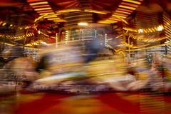Carousel (Leanne Boulton) Tags: urban street candid streetphotography abstract candidstreetphotography urbanlandscape sociallandscape streetlife abstraction motionblur carousel merrygoround funfair fair ride children christmas market play fun happiness colourful blur movement motion action magical spinning surreal playful lights tone texture detail depthoffield bokeh outdoor light shade city scene human life living humanity society culture lifestyle people canon canon5dmkiii 24mm wideangle ef2470mmf28liiusm colour glasgow scotland uk