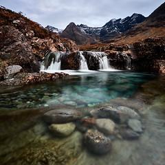 Touring Scotland (Nobsta) Tags: scotland schottland skye isleofskye nikon d810 fairypools waterfall wasserfall landscape landschaft