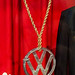 mike d's vw necklace!