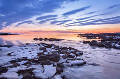 Darkest Day (Ranveig Marie Photography) Tags: sola jæren afterdark blåtimen sunset solnedgang ice cold is kaldt winter vinter norge norway