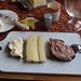 Duc de Bourgogne, Tome du Pays und Leberwurst auf Majanne-Brot